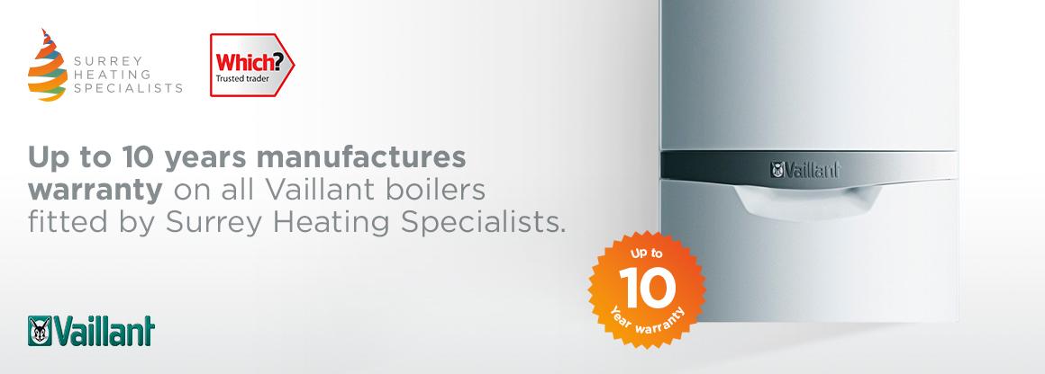 Valiant Boiler Installation